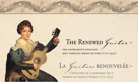 New Book Release: The Renewed Guitar