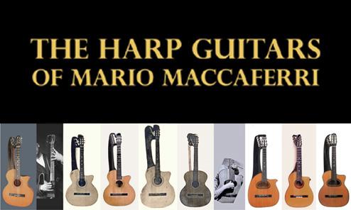 The Harp Guitars of Mario Maccaferri