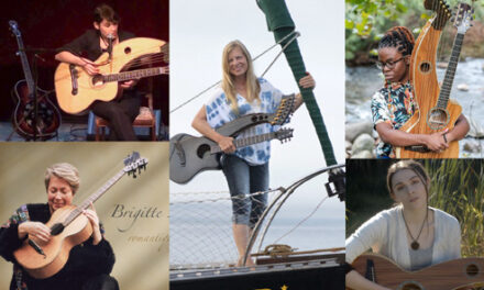 Women in Harp Guitar History: Today's Players