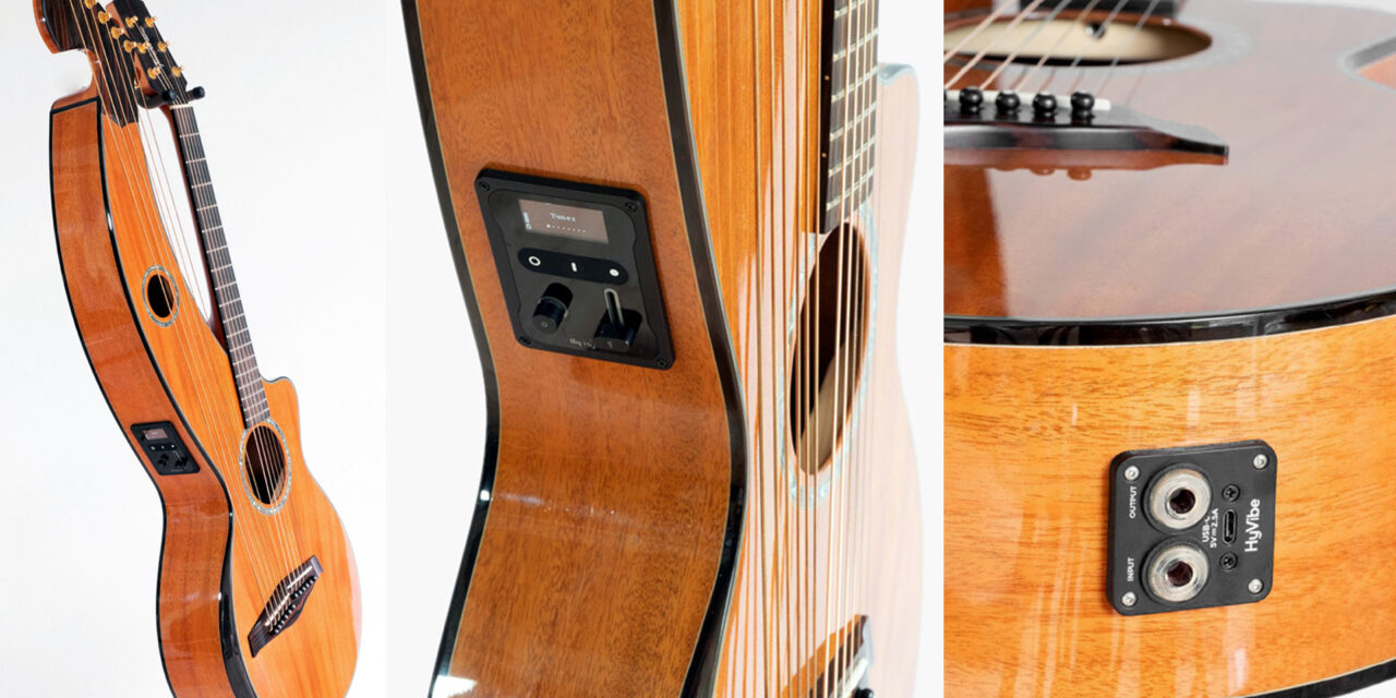 HyVibe Harp Guitar